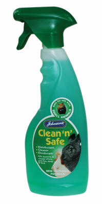 Johnson's Clean 'n' Safe reinigings- en ontsmettingsmiddel - 500ml