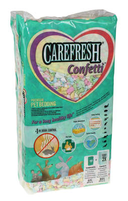 Carefresh bodembedekking - Confetti - 14L